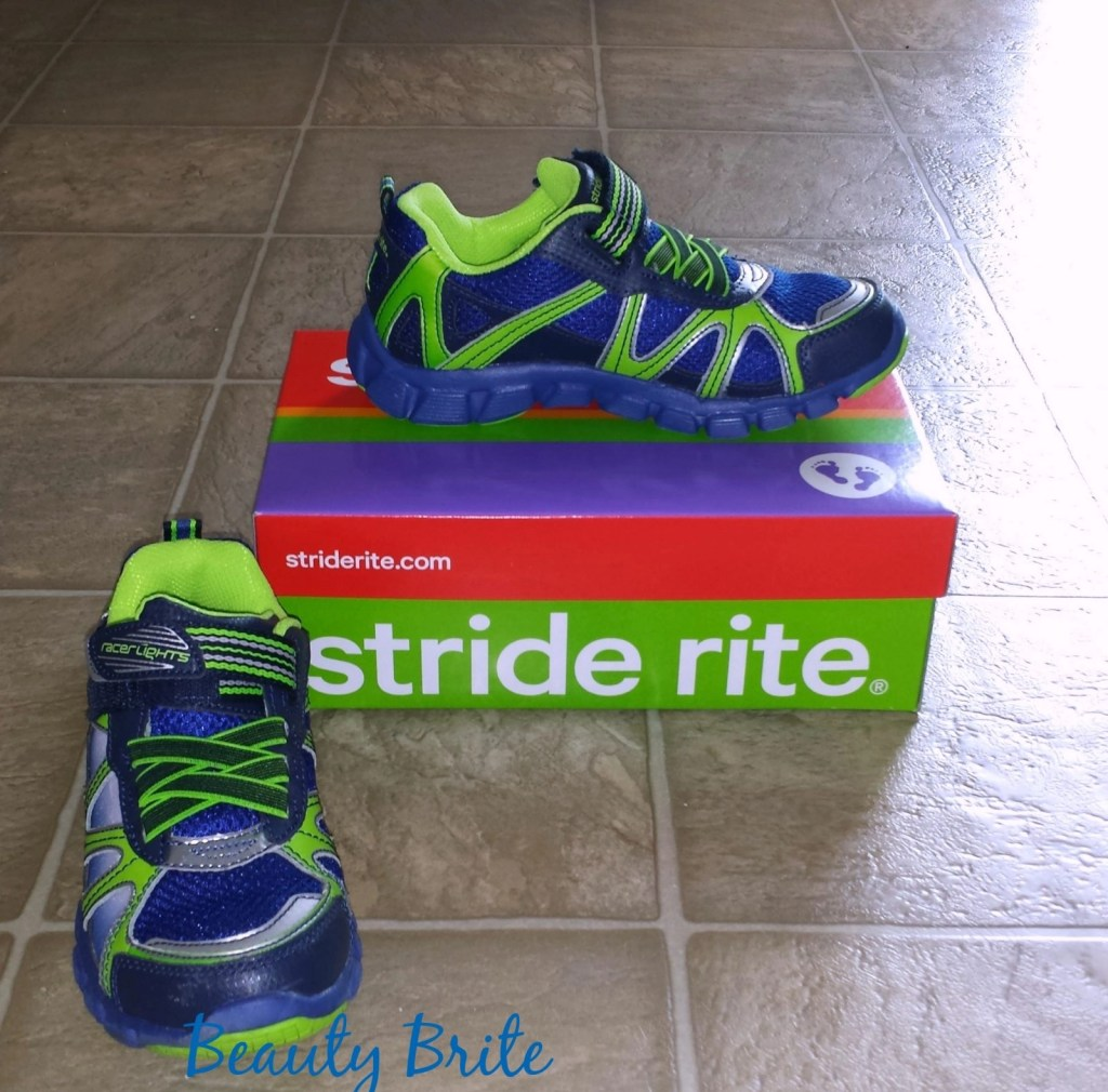 First time visit to Stride Rite