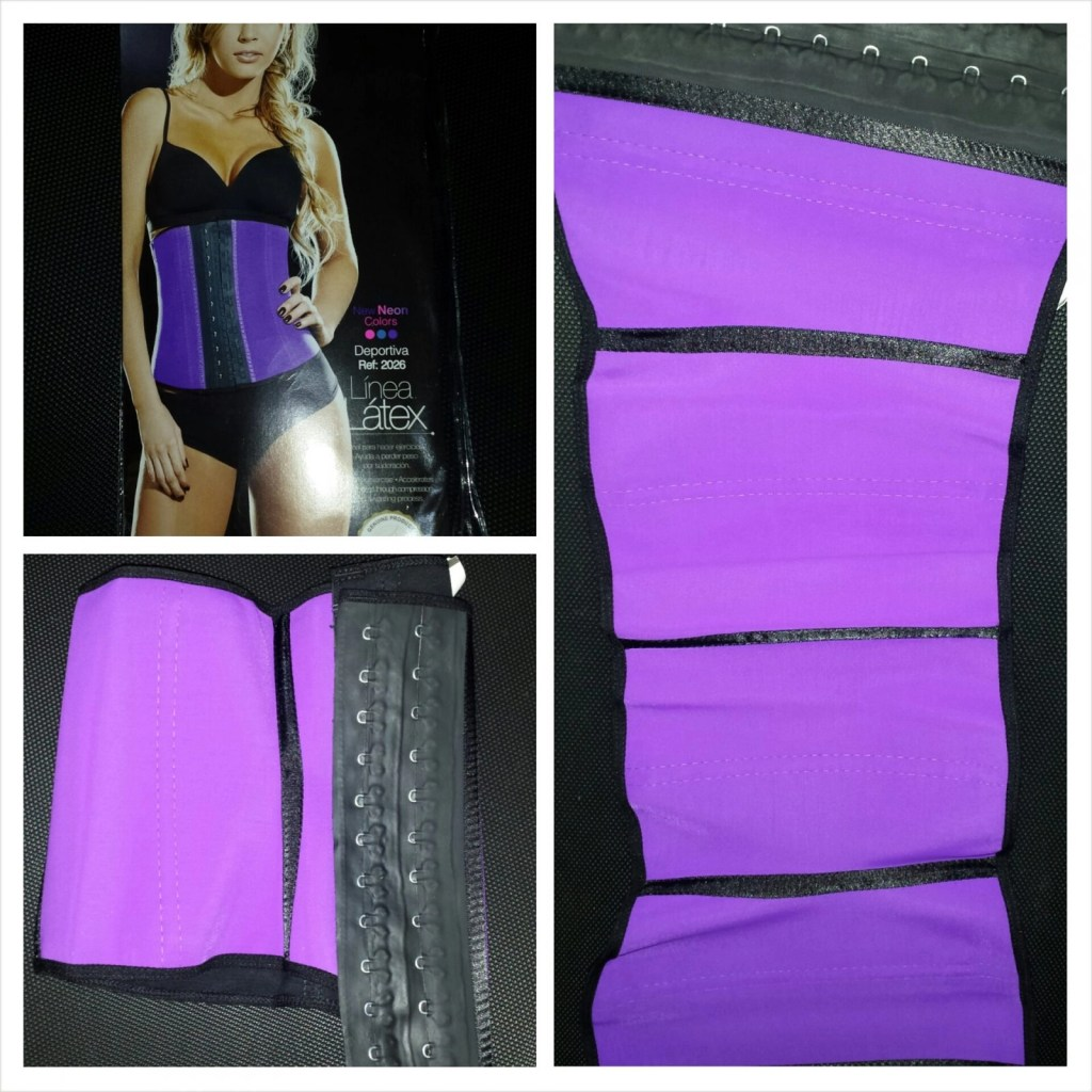 Purple Workout Band