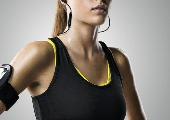 Jabra Headphones from Best Buy are perfect for your New Years Resolution