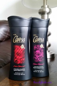 Caress Forever Body Wash Collection