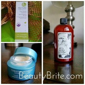 Get gorgeous hair and protect your skin