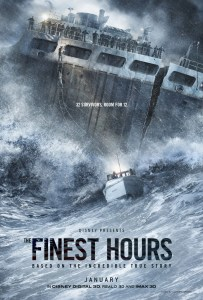 Watch the newly released trailer of The Finest Hours