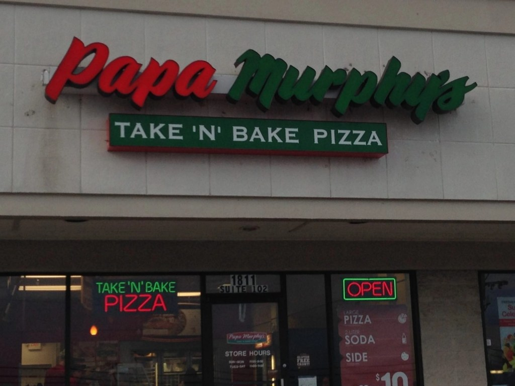 Papa Murphy's is My Favorite Pizza Joint
