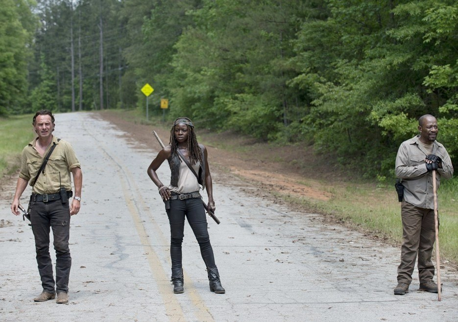 Waiting for Season 6 of The Walking Dead
