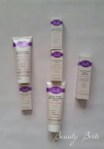 Belli Skincare products beautybrite