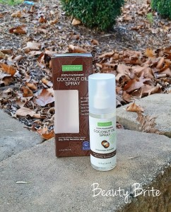 CapriClear Spray On Moisturizer beautybrite