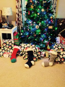 8-XmasStockingUnderTree