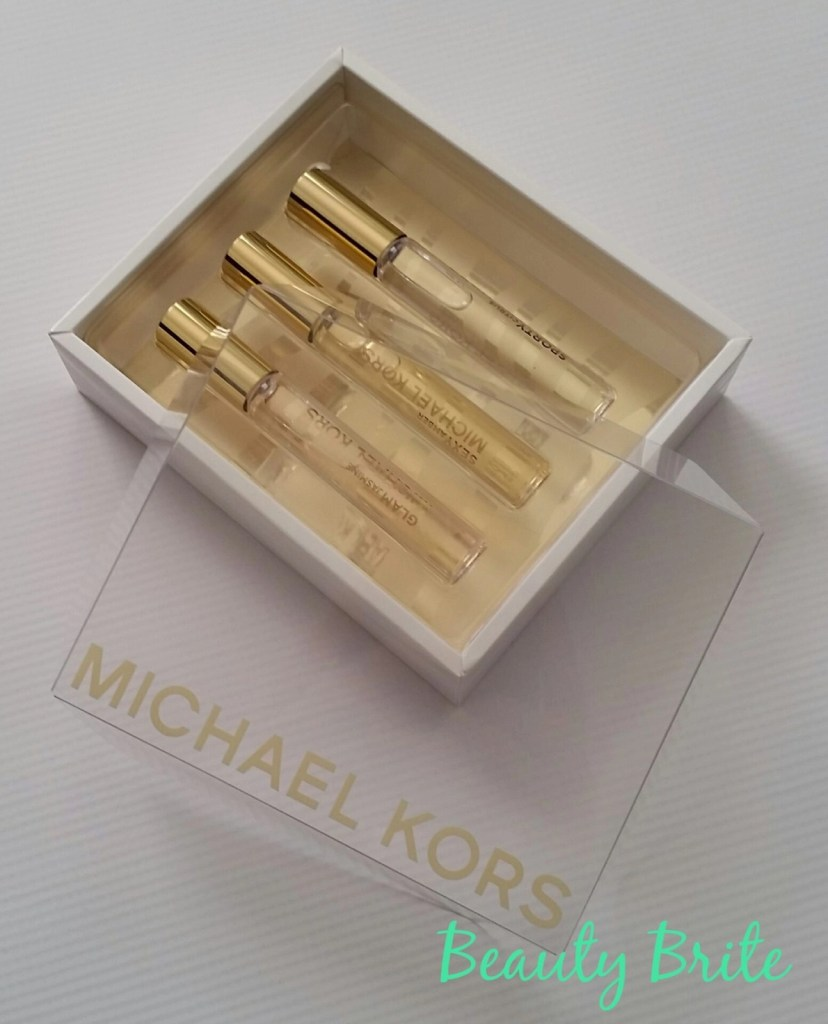 Michael Kors Collection Rollerball Set