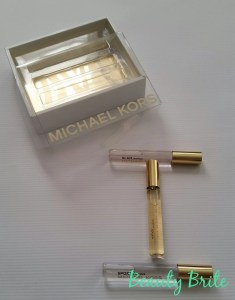 Michael Kors Collection Rollerball Set beautybrite
