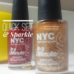 NYC one minute lacquer