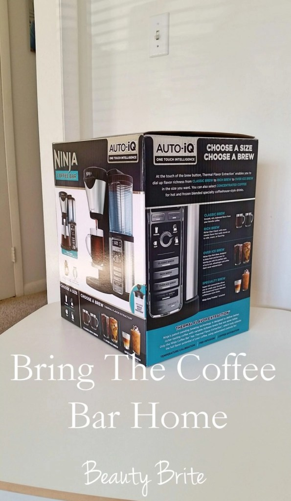 Bring The Coffee Bar Home