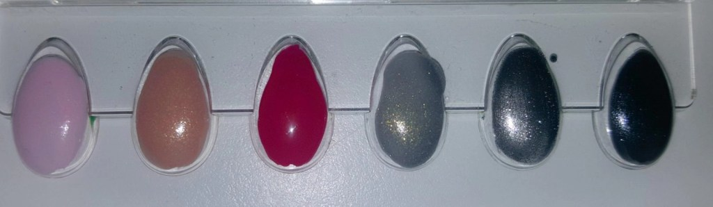 Kylie Jenner nail polish collection