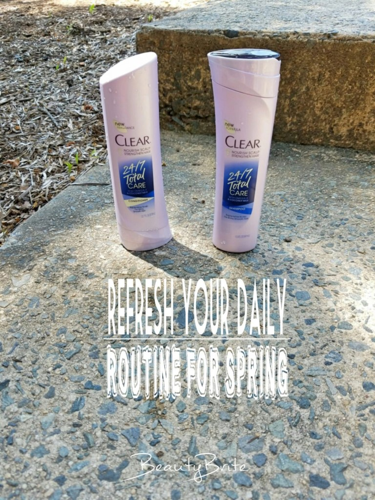 Refresh Your Daily Routine For Spring