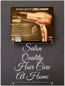 Salon Quality HairCare At Home
