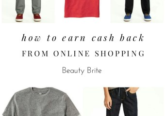 How To Earn Cash Back From Online Shopping