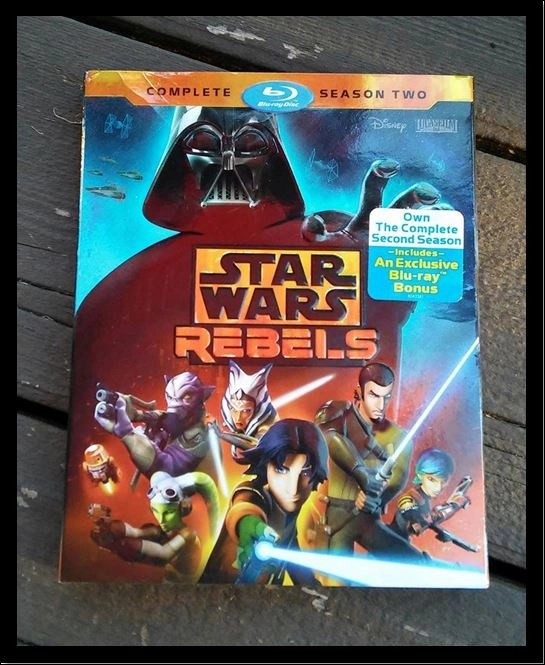 First Look at Star Wars Rebels Season Two
