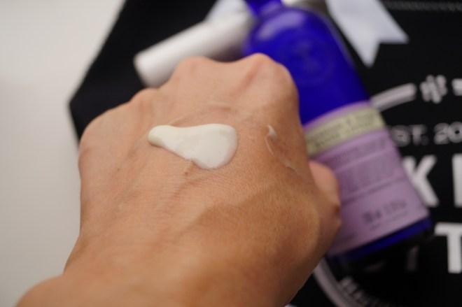 Lättabsorberad formula på handkrämen