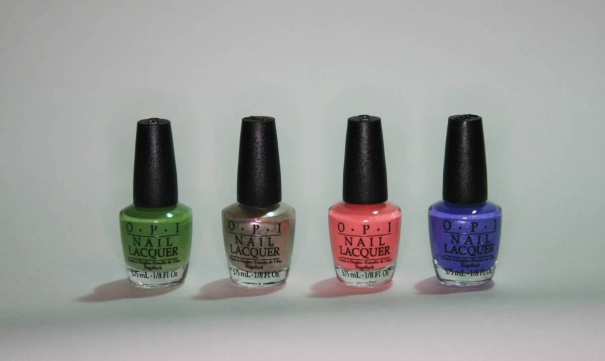 Competition: Win 1 of 2 OPI New Orleans Jambalayettes Mini Sets