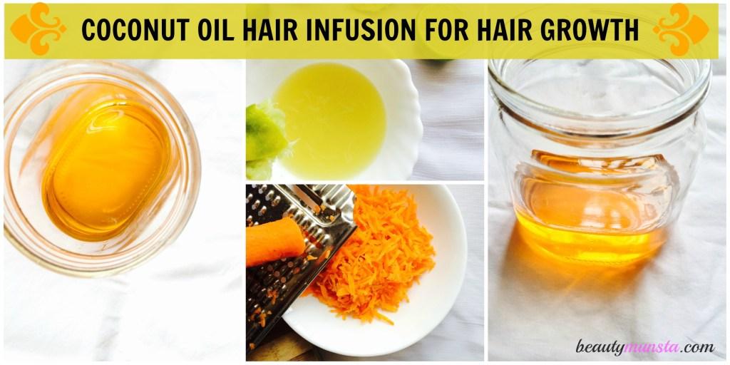 Carrot Amp Lime Homemade Hair Oil Recipe For Hair Growth