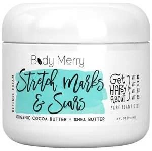 Body Merry Stretch Marks Cream