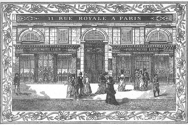 La boutique nel 1898