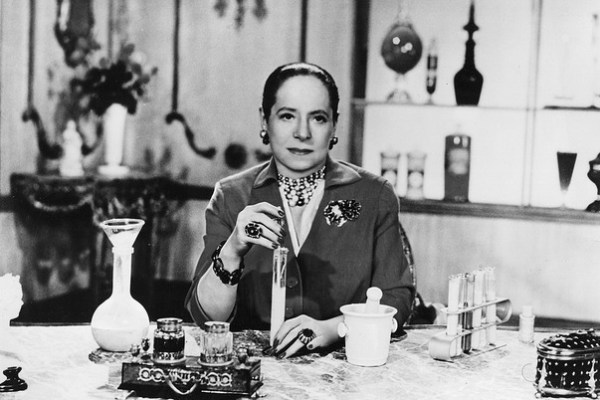 Helena-Rubinstein-laboratorio