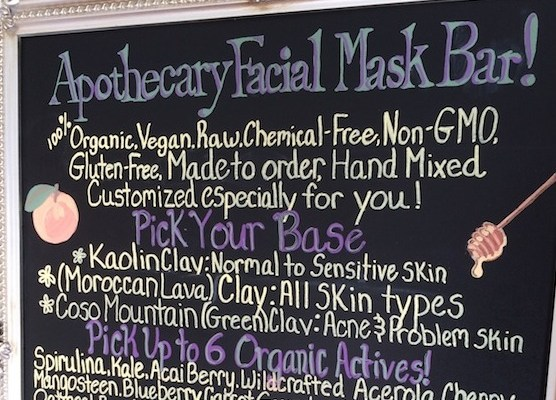Apothecay-Mask-Bar-Menu