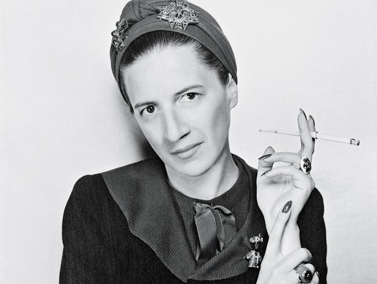 Vreeland-in-an-early-portrait-Photo-GEORGE-HOYNINGEN-HUENE.-©-RJ-HORST