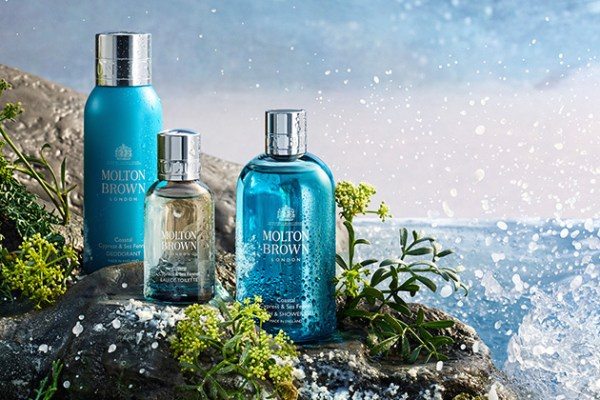 molton brown-Coastal Cypress & Sea Fennel