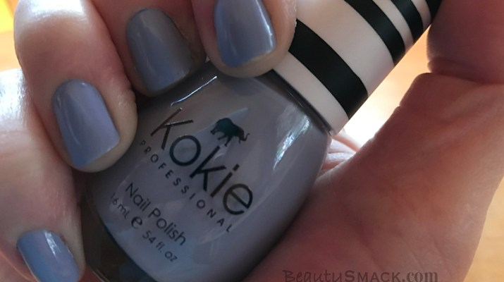 Kokie Nail Polish in Heavenly