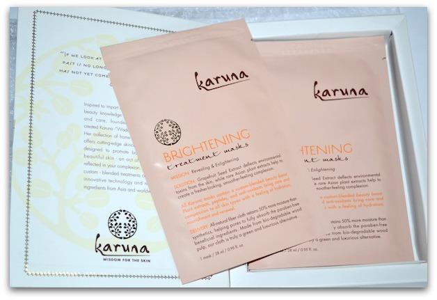 Karuna-Brightening-Face-masks
