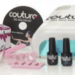 Couture Gel Nail Polish Kit Giveaway (3 winners)