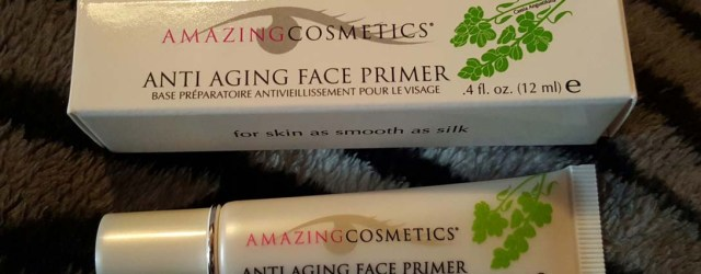 Amazing Cosmetics Face Primer