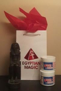 Egyptian Magic gift