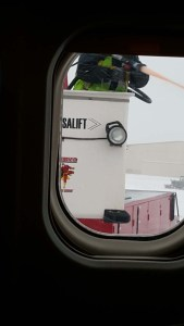 deicing return trip iowa
