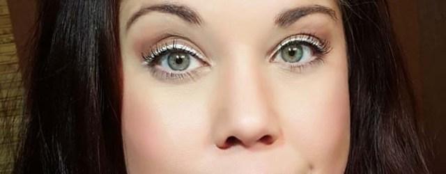 White eyeliner 1