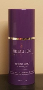 Michael Todd Grape Seed Oil Cleanser 1