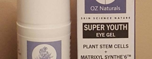 OZ Naturals Super Youth Eye Gel 1