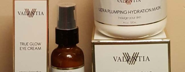 Valentia Mask and Eye Cream