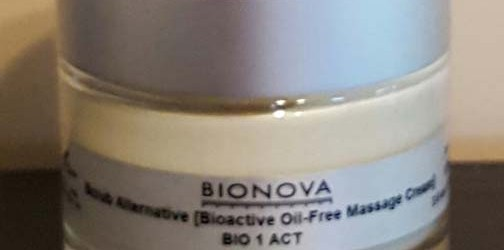 Bionova OIl Free Massage Cream 4