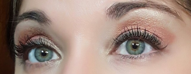 Latisse After with mascara