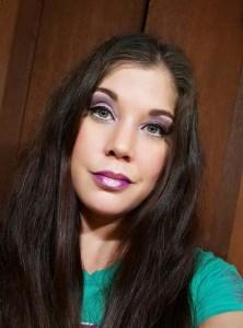 Purple Rain Ombre Lips