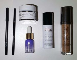 April Empties
