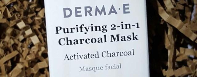 Derma E Charcoal Mask 1