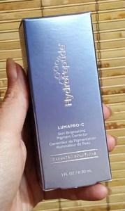 HydroPeptide Lumapro C 1