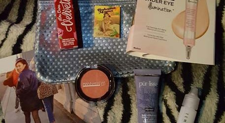 Ipsy Glam Bag January 2017