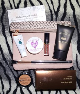 March 2017 Ipsy Glam Bag