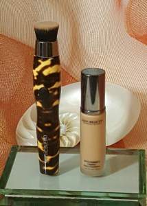 Michael Todd sonicBLEND tortoise 3 plus Juice Beauty foundation