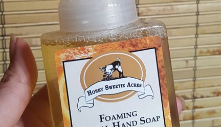 Honey Sweetie Acres Hand Soap 1