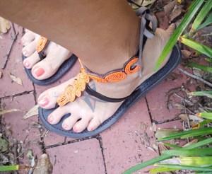 Harkiss Designs Gladiator Sandals 2